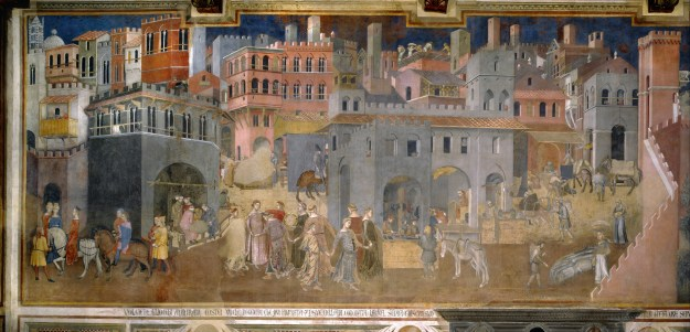 Lorenzetti_-_Effects_of_Good_Government_in_the_city
