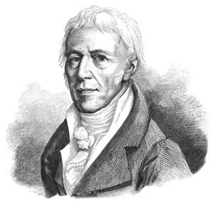 Jean-Baptiste Lamarck (1744-1829).