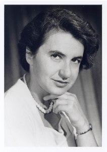 Rosalind Franklin.
