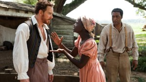 A still image from 12 Years a Slave.