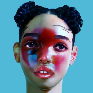The cover of LP1, an album by FKA Twigs.