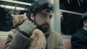 Oscar Isaac in the Coen Brothers' Inside Llewyn Davis.