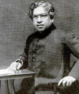 Jagadish Chandra Bose (1858-1937).