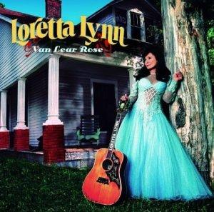 The cover of Van Lear Rose, an album by Loretta Lynn.
