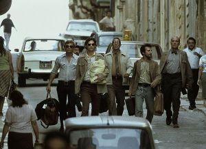 A still image from Steven Spielberg's Munich.