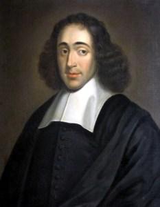 A 1665 portrait of Baruch Spinoza.