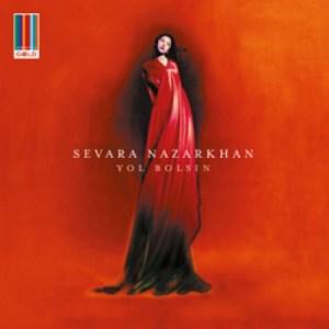 The cover of Yol Bolsin, an album by Sevara Nazarkhan.