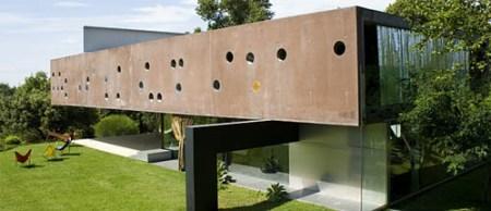 Maison à Bordeaux, by Rem Koolhaas, in Bordeaux, France.