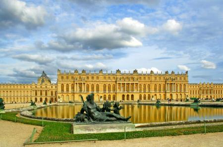 Palace of Versailles. Architects: Numerous. Location: Versailles, France.