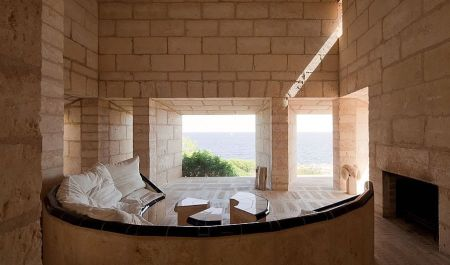 Jørn Utzon designed Can Lis on the Spanish island of Majorca as a residence for himself and his family.