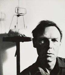 A 1952 self portrait of Bill Brandt.