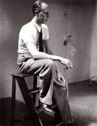 A 1932 self portrait by George Hoyningen-Heune.