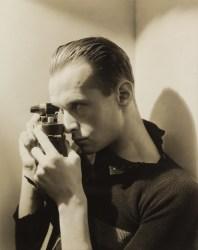 A 1935 portrait of Henri Cartier-Bresson by George Hoyningen-Heune.