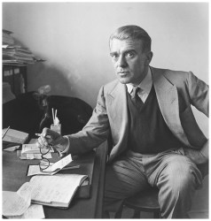 A 1948 photograph of Horst P. Horst by Hermann Landshoff.