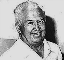 An undated photograph of Orlando Lagos.