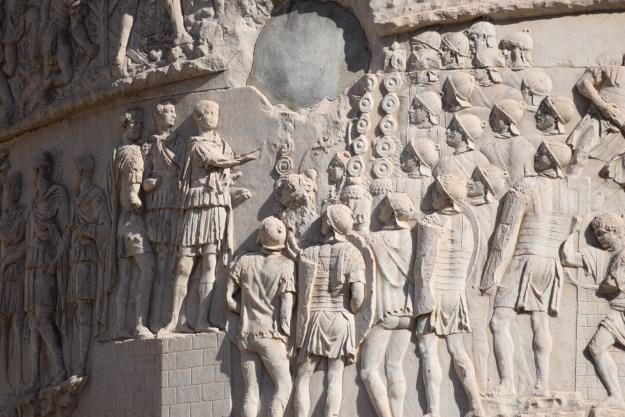 ancient rome trajans column 3