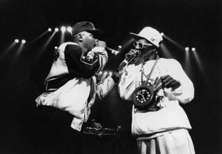 Public Enemy Performing Live