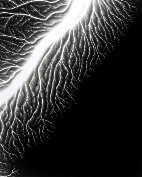sugimoto lightning fields