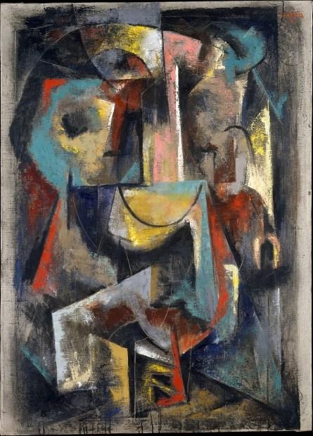 Alston - Painting (1950) Met