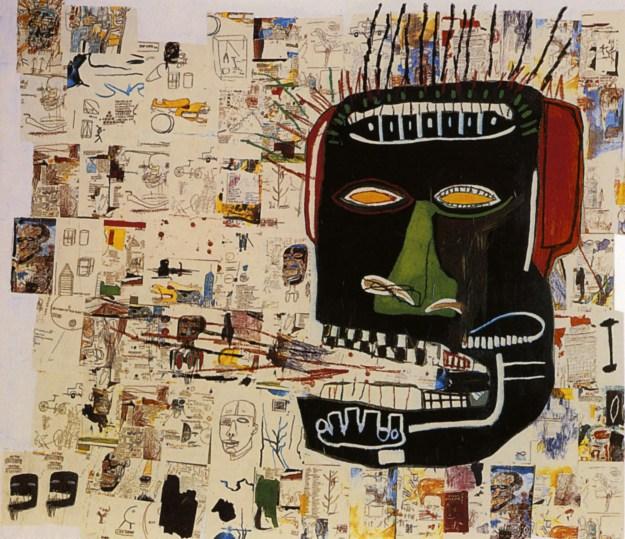 Basquiat - Glenn (1984) MOMA