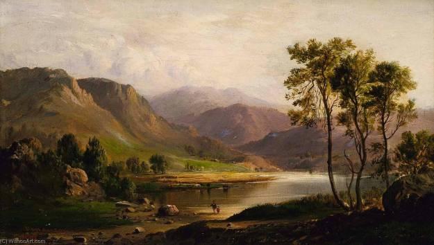 Duncanson -Loch Long (1867) Smithsonian