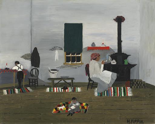 Pippin - Interior (1944) NGA