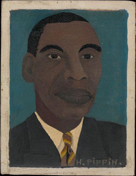 Pippin - Self-Portrait II (1944) Met