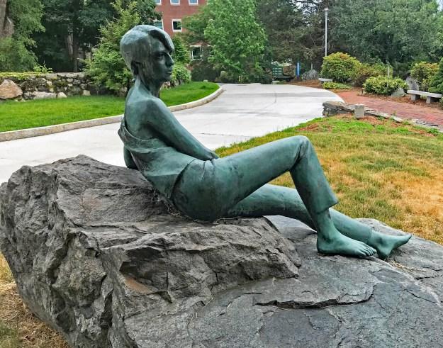 O8B2 Penelope Jencks - Student and Knowledge (1986) (2) Brandeis University, Waltham, MA