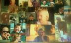 Tamara's Family -Framed collage