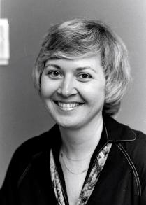 Portrait of Doris England, circa 1975