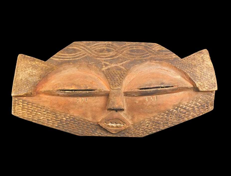 Large Eastern Pende Mask