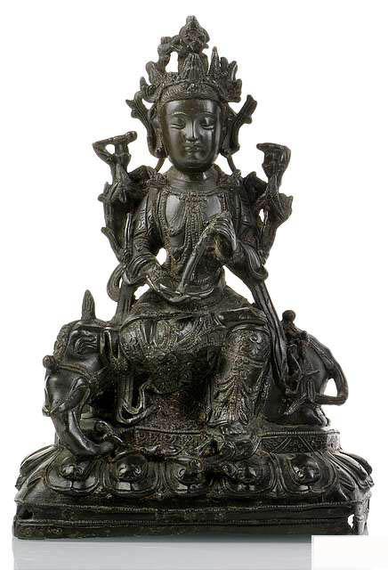 Ming Dynasty Large Samantabhadra
