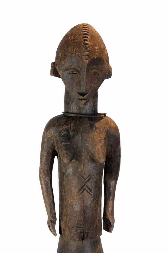 Superb Rare Zande Figure
