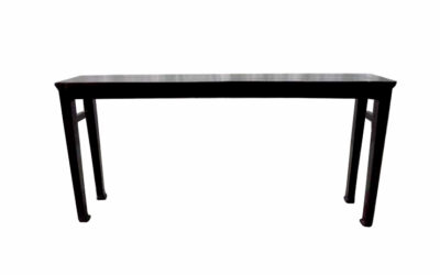 Good Waisted Corner Leg Side Table Banzhuo