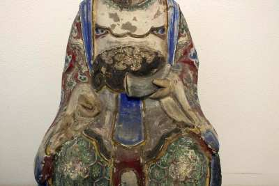 Large Chinese Goddess Mazu