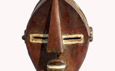 Fine Lwalwa Mask