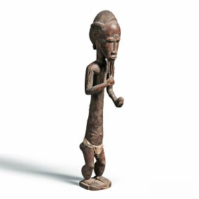 Magnificent Large Baule Figure (1)