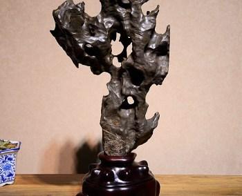 Fine Large Taihu Scholars Rock (7)