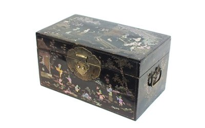 Extremely Rare Lacquer Box