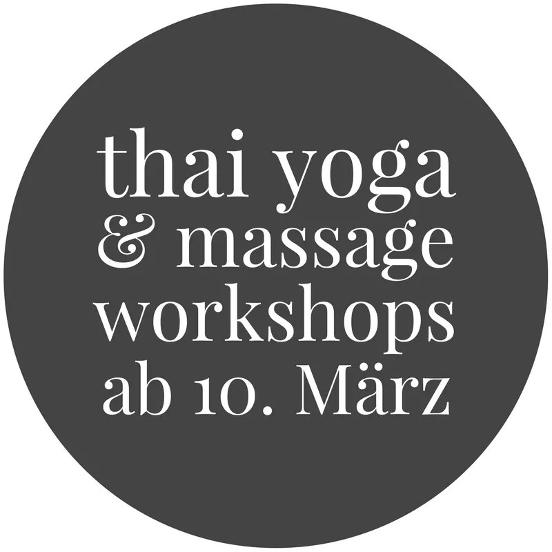 thai yoga massage heidelberg