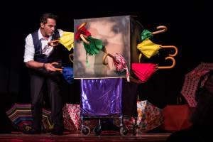 Dallas Magician wins award