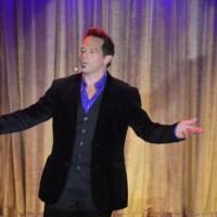 Dallas Magician on Stage