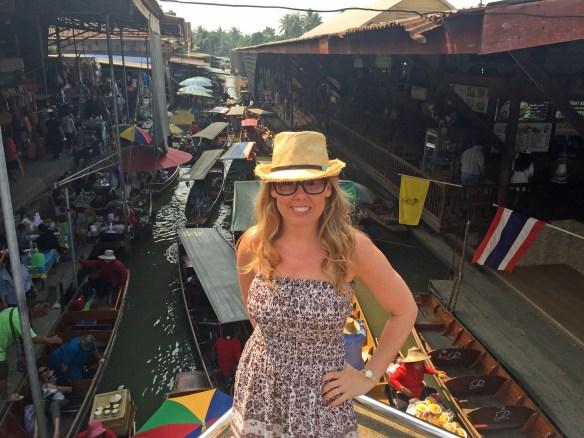 Bobbie Becker Floating Market