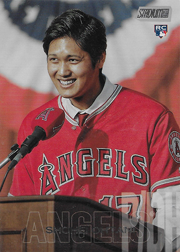 Shohei Ohtani Rookie Card Guide and Detailed Look at His ...
