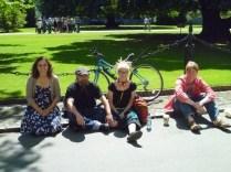 Happy Summer School 2011 participants