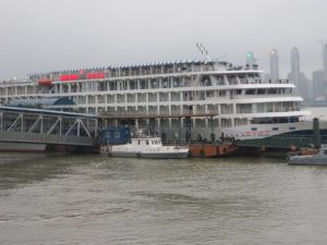 China Cruise Ship