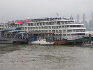 China Cruise Ship