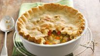 Chicken and Gravy Pot Pie