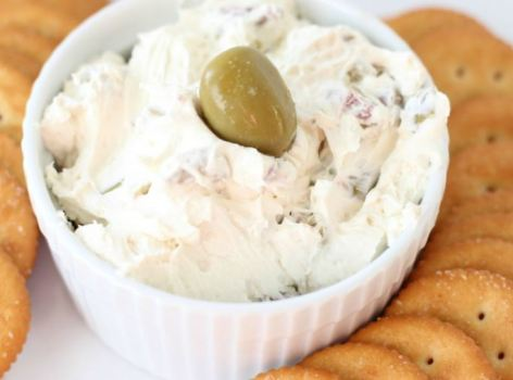Green-Olive Spread