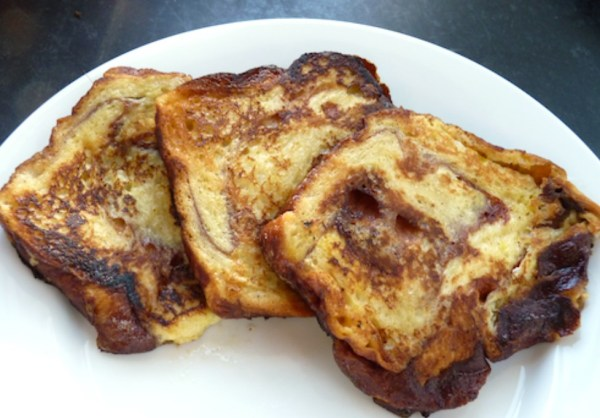 Hanna's Favorite French Toast